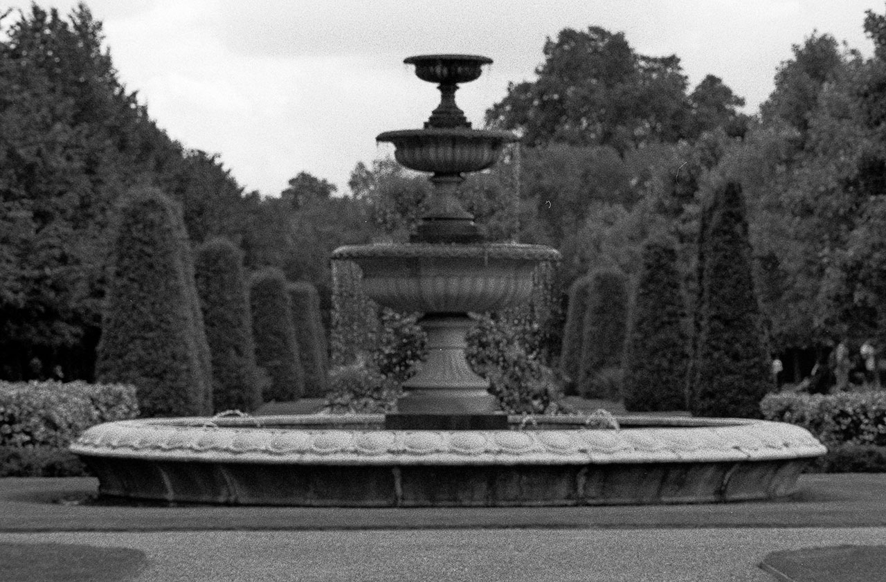 Fountain at Regent's park